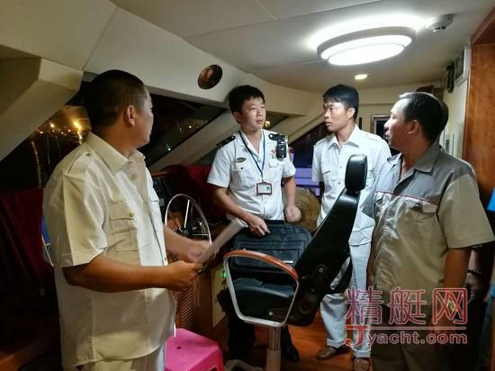 三亚海事局假期无休全力保障国庆期间海上交通安全