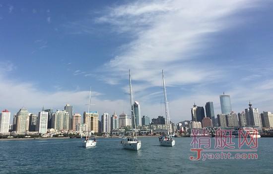致船东 | 首届中国船东海岸拉力赛拉开帷幕博纳多(Beneteau)、蓝高(Lagoon)