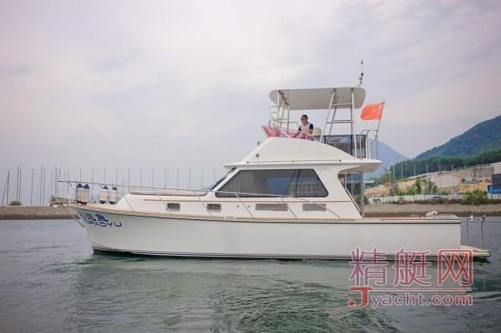 38尺PAMA BAY专业钓鱼艇