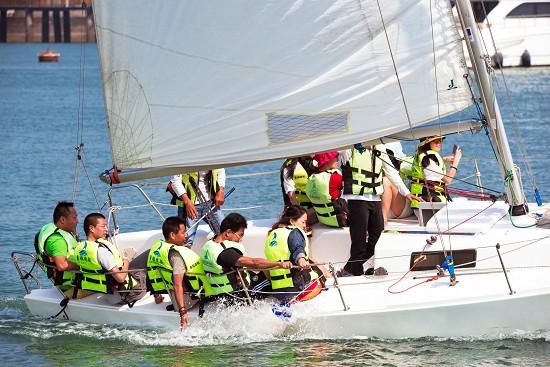 第九届中国(厦门)国际游艇展览会11月4日盛大启幕