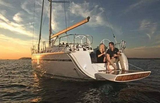 """""""中国买船,全球用船"""" 已成现实!- 巴伐利亚(Bavaria)游艇帆船"""