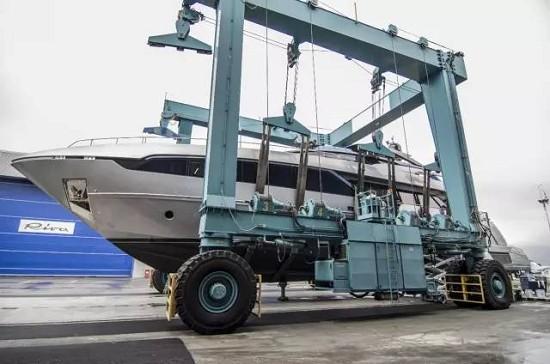 首艘丽娃100'海盗已下水 将在香港全球首秀