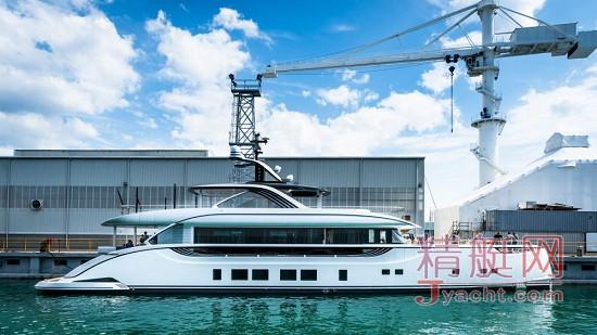摩纳哥游艇制造商Dynamiq(黛娜米克)惊艳鹿城