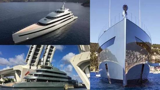 最酷的游艇都爱去哪?