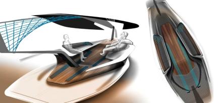 道恩游艇设计(DND)携手法国高校,打造智能游艇2.0