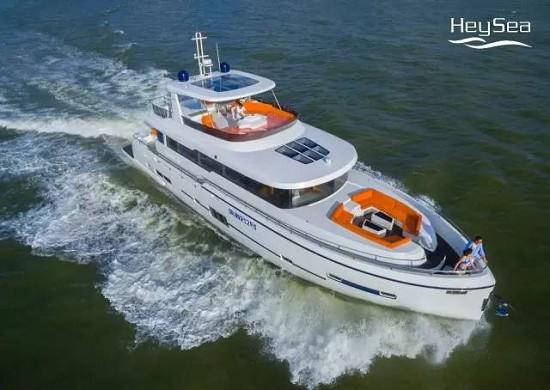新聘重量级副总裁 海星游艇国际市场势如破竹