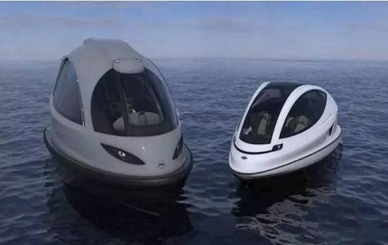 Jet capsule迷你胶囊游艇