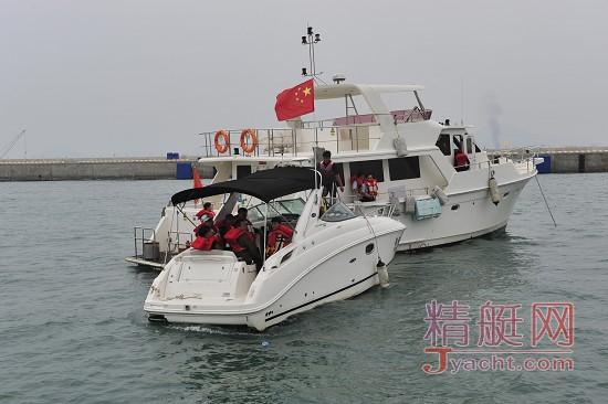 积极备战冬季海上旅游高峰-三亚海事局牵头组织2016年三亚海上涉客运输公司应急联动演练