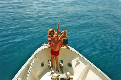 请把我的人生,写成段子......被威士忌干掉的航海人