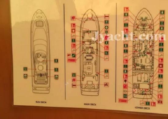 中石油600万欧31米西班牙豪艇78.6万欧贱卖