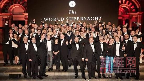 2016世界超级游艇大奖