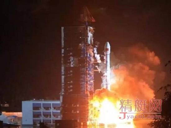 """由航天五院西安分院研制的中国版海事卫星""""天通一号""""有效载荷正式开通,卫星功能被""""激活"""""""