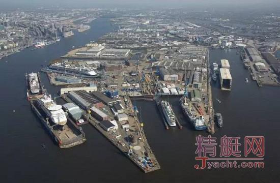 巨型奢华游艇制造商Lürssen(乐顺)2016年9月底宣布收购超级船艇制Blohm+Voss