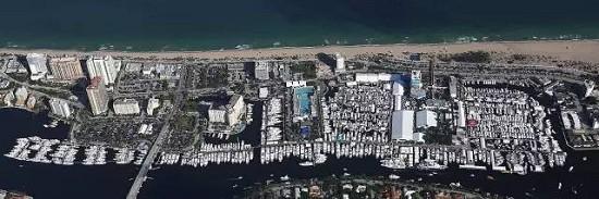 2016年11月3日-7日,第57届劳德代尔堡国际游艇展The Fort Lauderdale International Boat Show(缩写为FLIBS)在位于美国佛罗里达州南部的劳德代尔堡举办