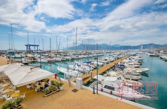 震撼!全球三大新建游艇港码头d'Arechi