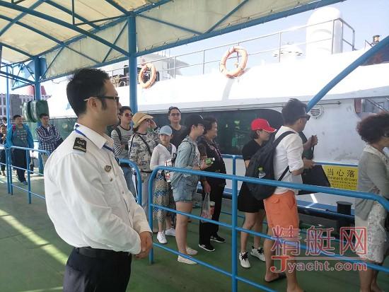 三亚海事局2017年春节黄金周水上旅游安全监管工作情况通报