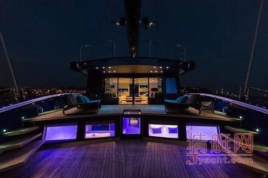 Wally佳作图赏50米碳纤维单桅帆船Better Place