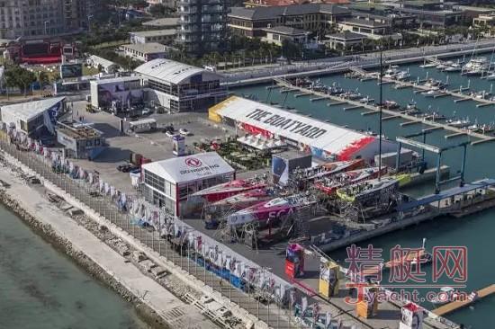 克利伯环球帆船赛签约三亚两个赛季 经停港为半山半岛帆船港