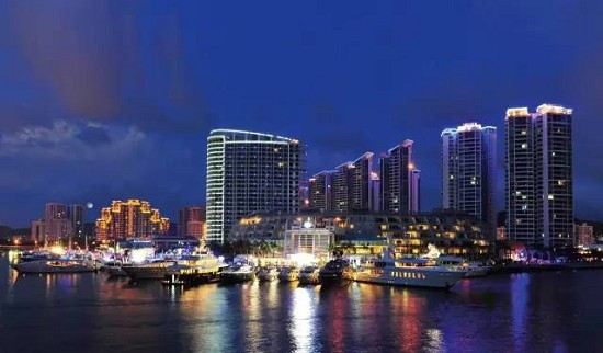 鸿洲国际游艇会码头