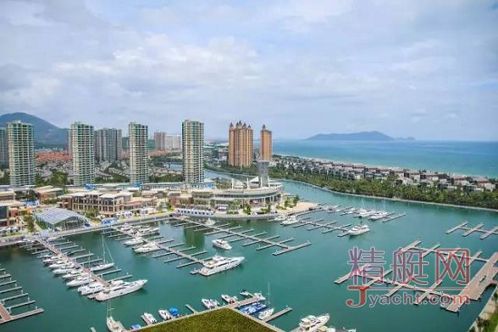 清水湾游艇会码头