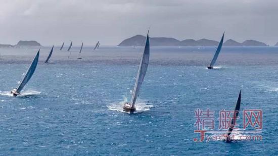 什么是魅力?Loro Piana超级帆船赛告诉你