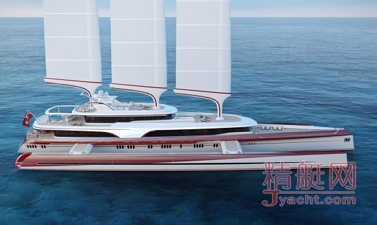 看不懂时装设计?不,你更看不懂游艇设计!