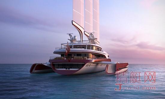 DRAGONSHIP游艇帆船