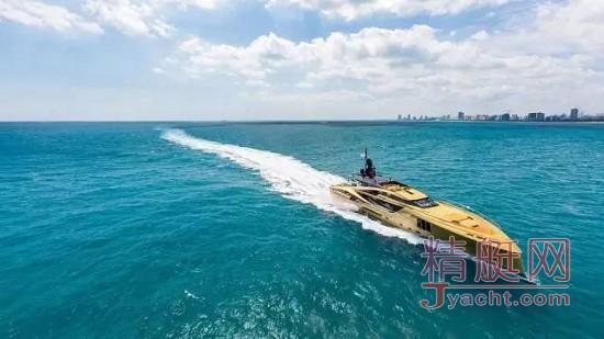 爱或恨?回头率100%的7艘豪华游艇superyacht Khalilah
