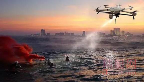 海事用无人机监管 游艇宝宝们怕不怕