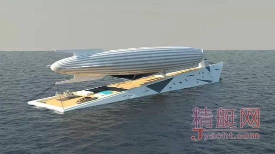 7艘最新未来概念游艇Dare To Dream