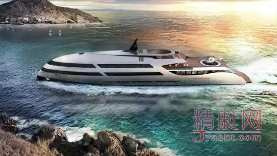 7艘最新未来概念游艇Era