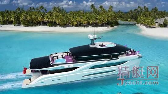 7艘最新未来概念游艇Solar Dream