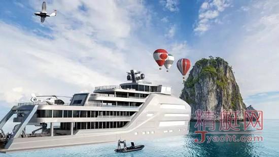 7艘最新未来概念游艇Taboo