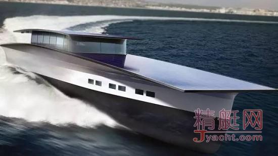 7艘最新未来概念游艇Solaris
