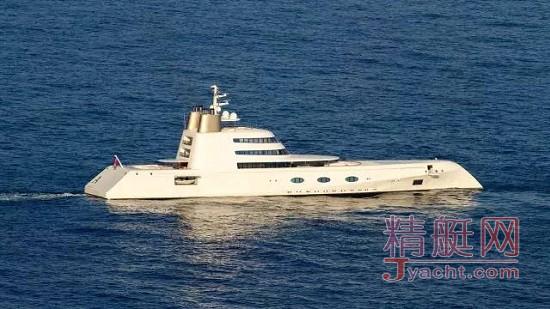 119米Motor Yacht A