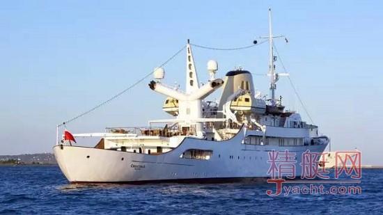 99米Christina O(船厂: 加拿大Canadian Vickers)