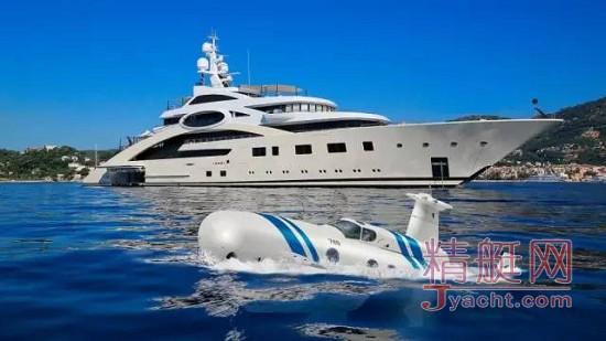 荷兰潜艇制造商Ocean Submarine携手Rolls-Royce(英国劳斯莱斯)、MTU(全球最大、最先进的发动机制造商之一)以及Bosch(德国博世)建造最新最奢的Neyk私人潜艇