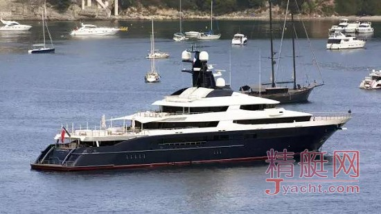 2.6亿美金Oceanco豪艇Equanimity再被扣押