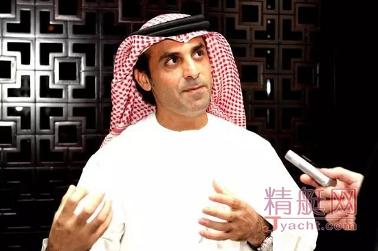 卡迪库拜希(Khadem Al Qubaisi),他涉嫌非法挪用马来西亚国家投资基金一马发展(1MDB)的钱来购买世界第5大游艇(147米Topaz)