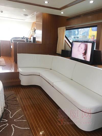 63尺国产二手游艇