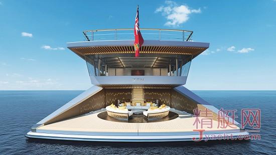 艇艉海滩俱乐部:超级富豪的新宠