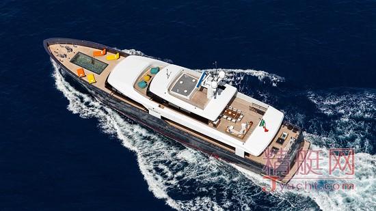 在游艇上办公的8种体验44.8米Logica 147