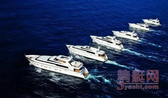 捷报频传!意大利Sanlorenzo(圣劳伦佐)即将再次惊艳全球游艇圈