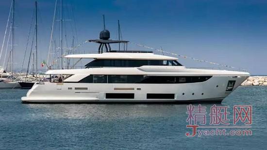 意大利游艇Custom Line Navetta 33
