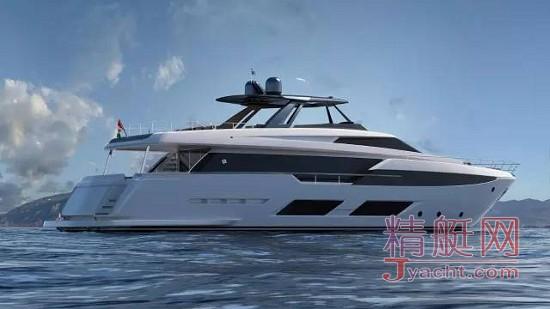 意大利游艇Ferretti Yachts 920