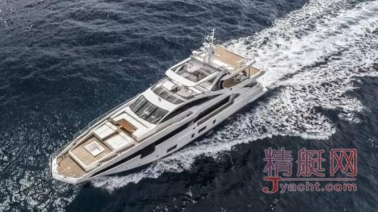 意大利游艇Azimut Grande 35 M