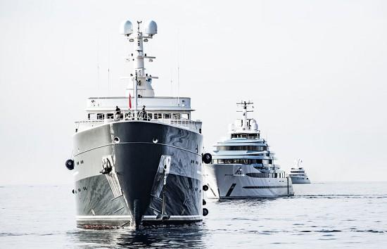 2017摩纳哥游艇展华丽落幕2017 Monaco Yacht Show