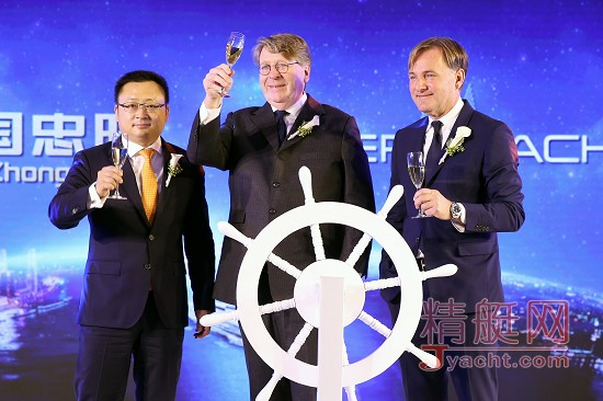 中国忠旺收购澳超级游艇制造商Silver Yachts