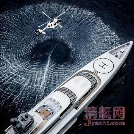77米游艇Silver fast中国忠旺收购澳超级游艇制造商Silver Yachts