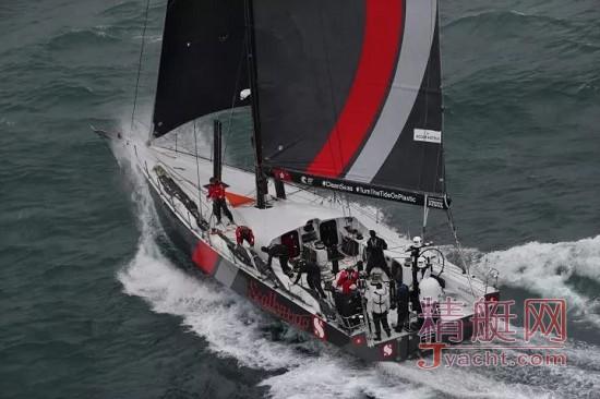 2017-18沃尔沃环球帆船赛中国资本牛气冲天但海上还有很长的路要走